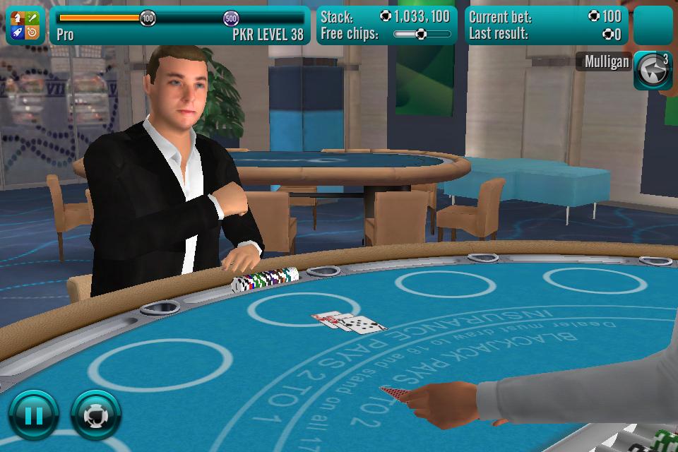 Pkr blackjack ipad