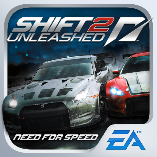 SHIFT 2 Unleashed for iPad (AppStore Link)
